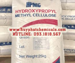 Hydroxypropyl Methyl Cellulose - HPMC